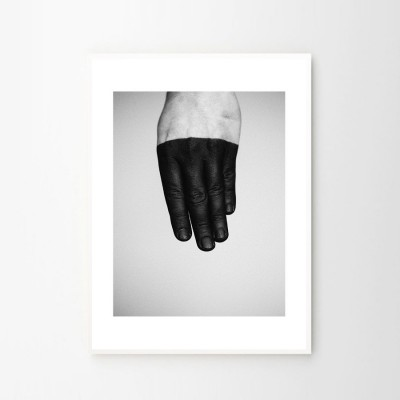 """Who's hand"" Print"