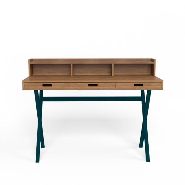 Hyppolite Desk Walnut