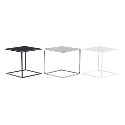 Table basse Noa Chrome