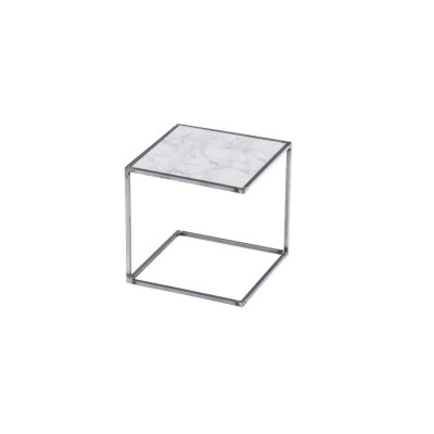 Noa Coffee Table Chrome