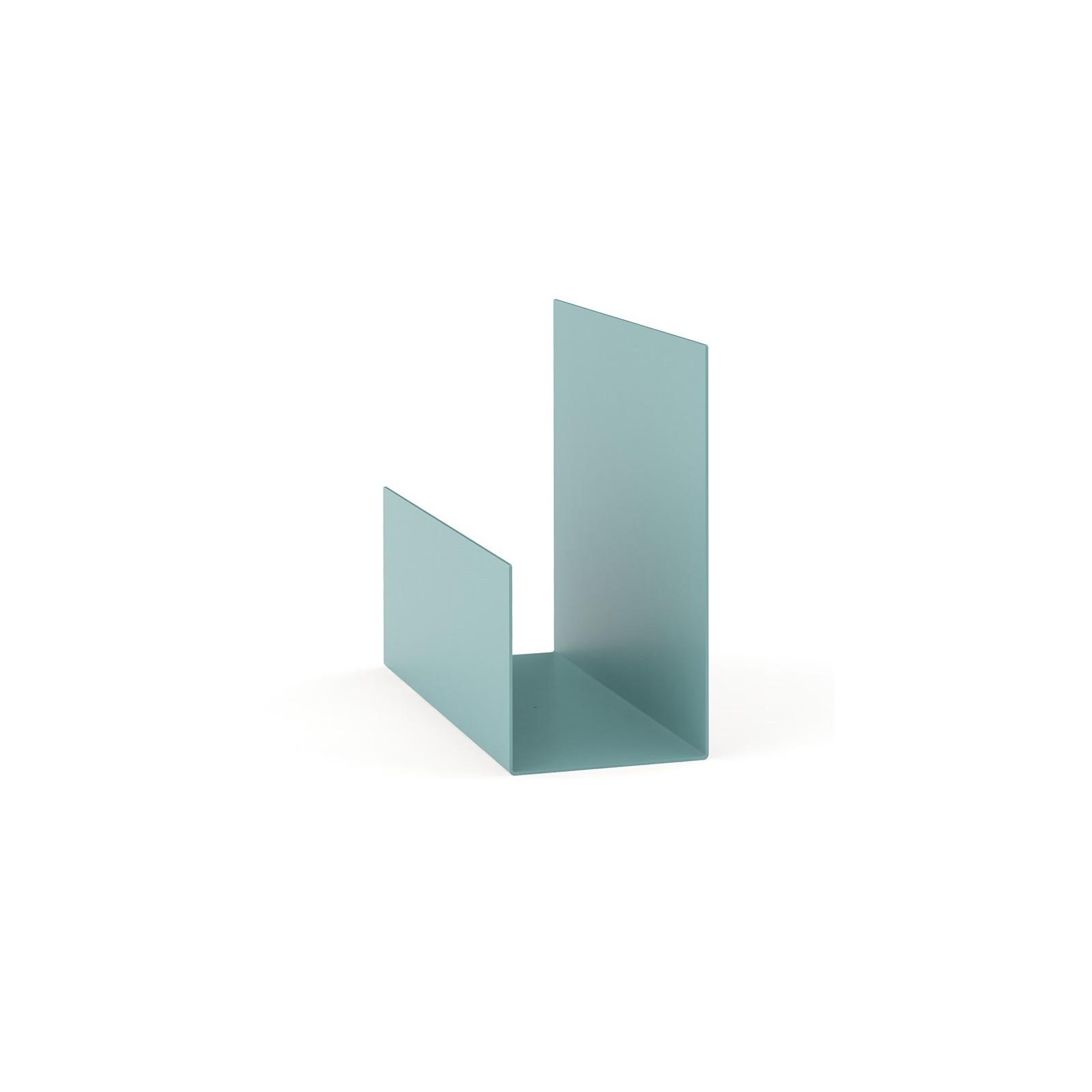 Porte revue angle droit arne concept - Porte coulissante angle droit ...