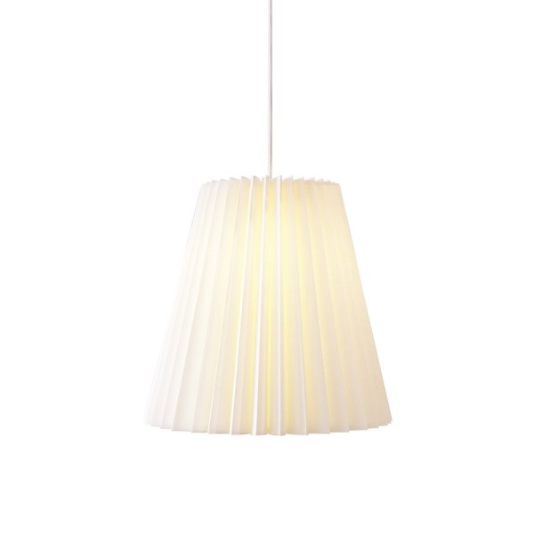 Cream Tall Lamp