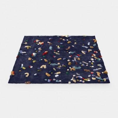 Blue Confetti rug