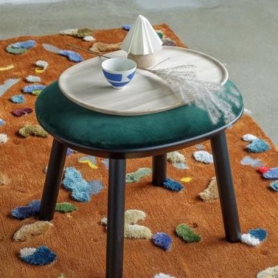 Caramel Confetti rug