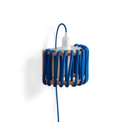 Blue macaron Wall Light