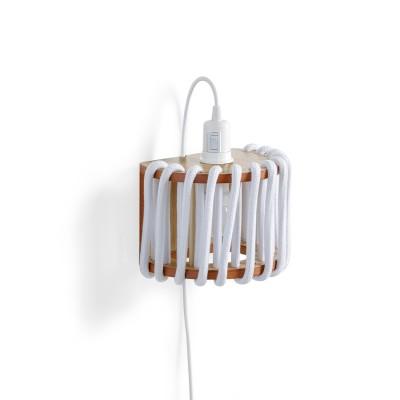 White macaron Wall Light