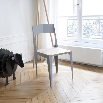 Chaise Cubiste