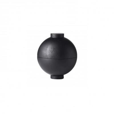 Grande boite sphère Noire