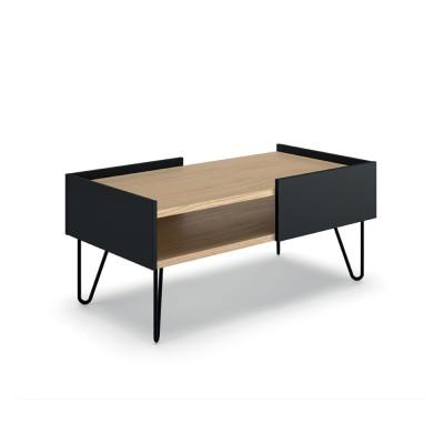 Nine Coffee Table Black