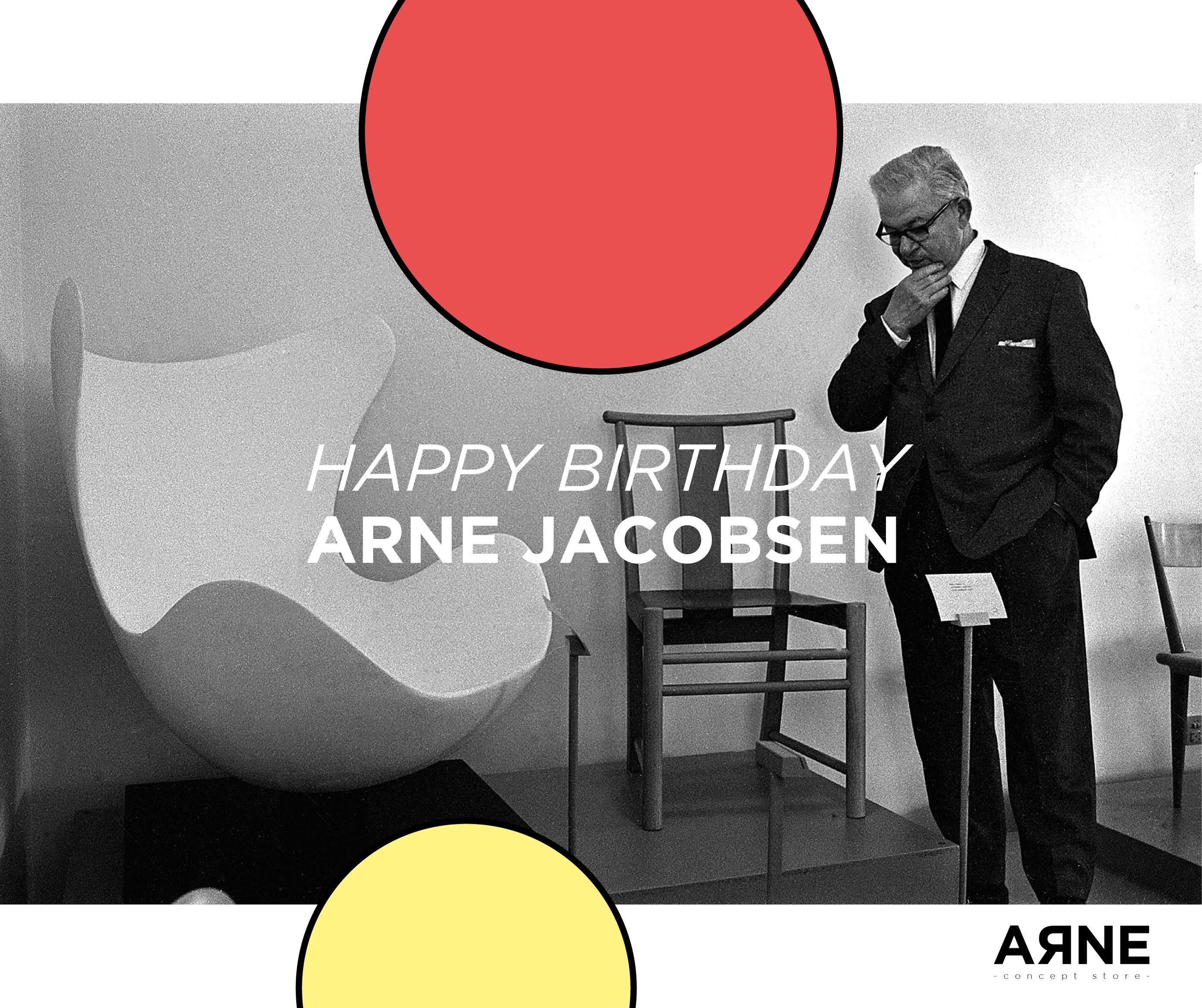 11 février : Joyeux anniversaire Monsieur JACOBSEN !