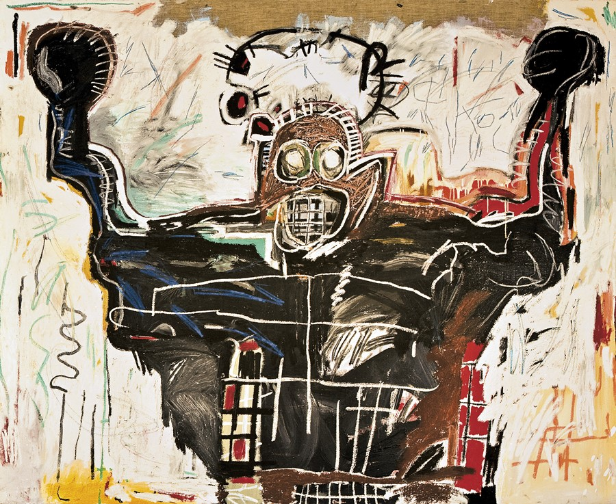 Basquiat à la Fondation Vuitton !