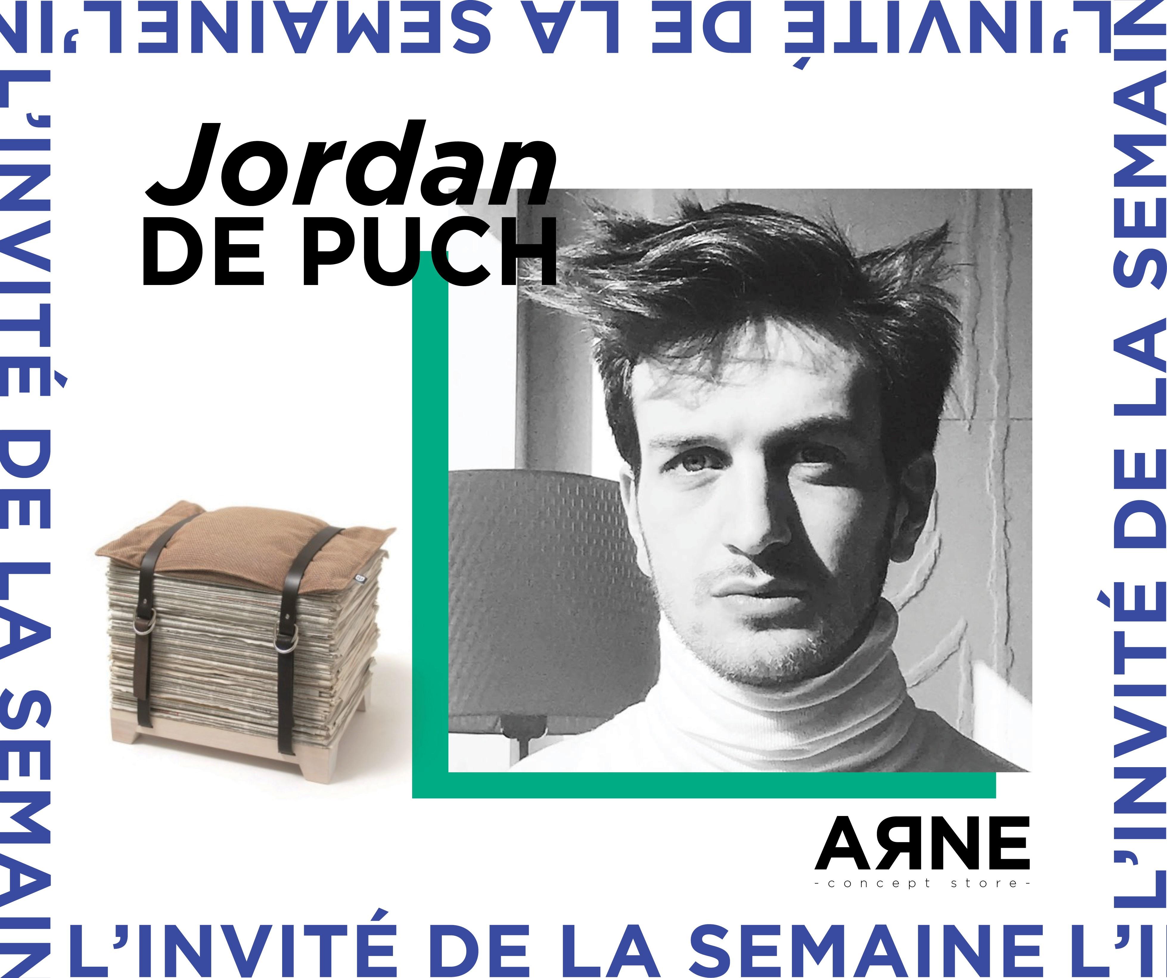 L'Archi de la Semaine : Jordan de PUCH chez ARNE CONCEPT !