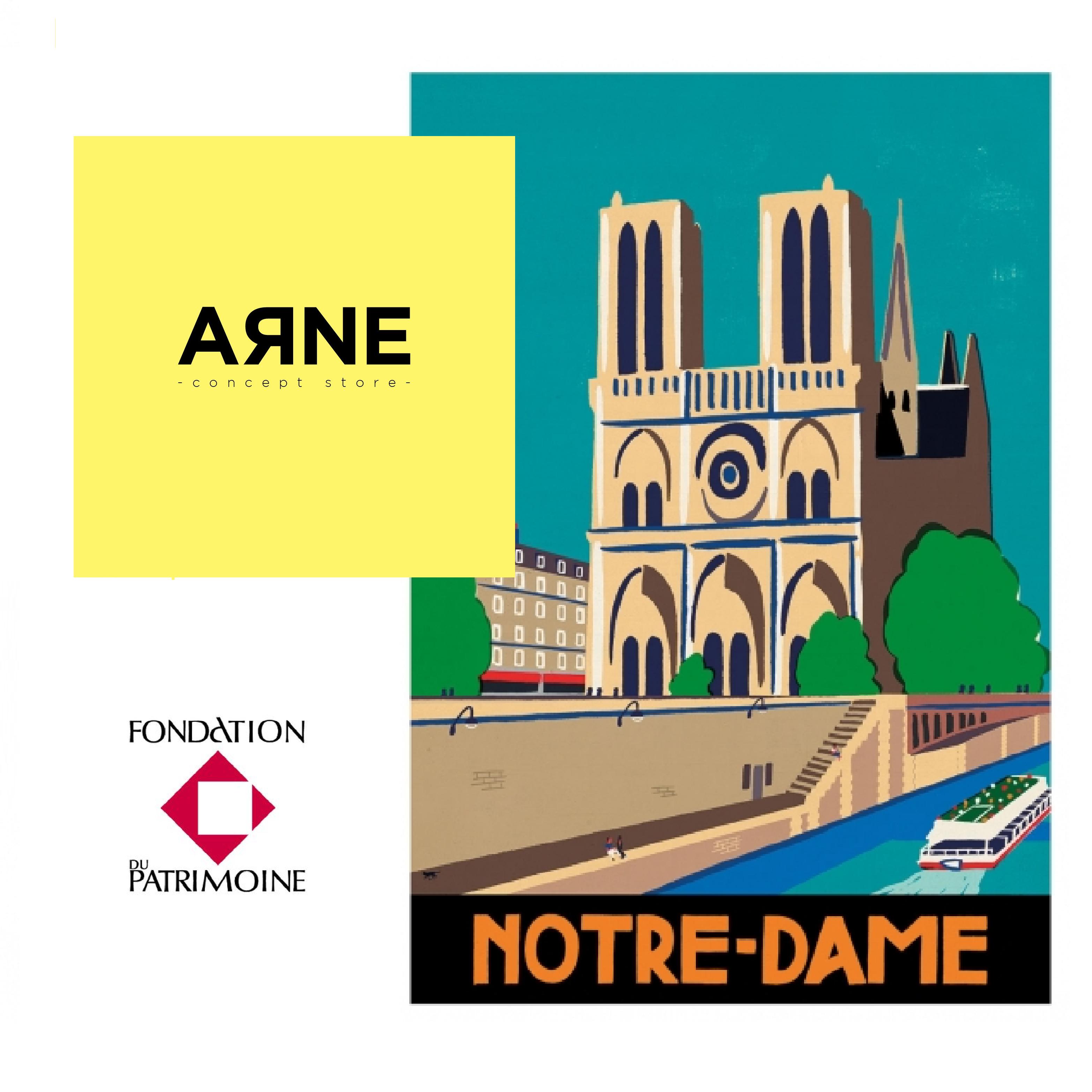 Tous au chevet de Notre-Dame de Paris !