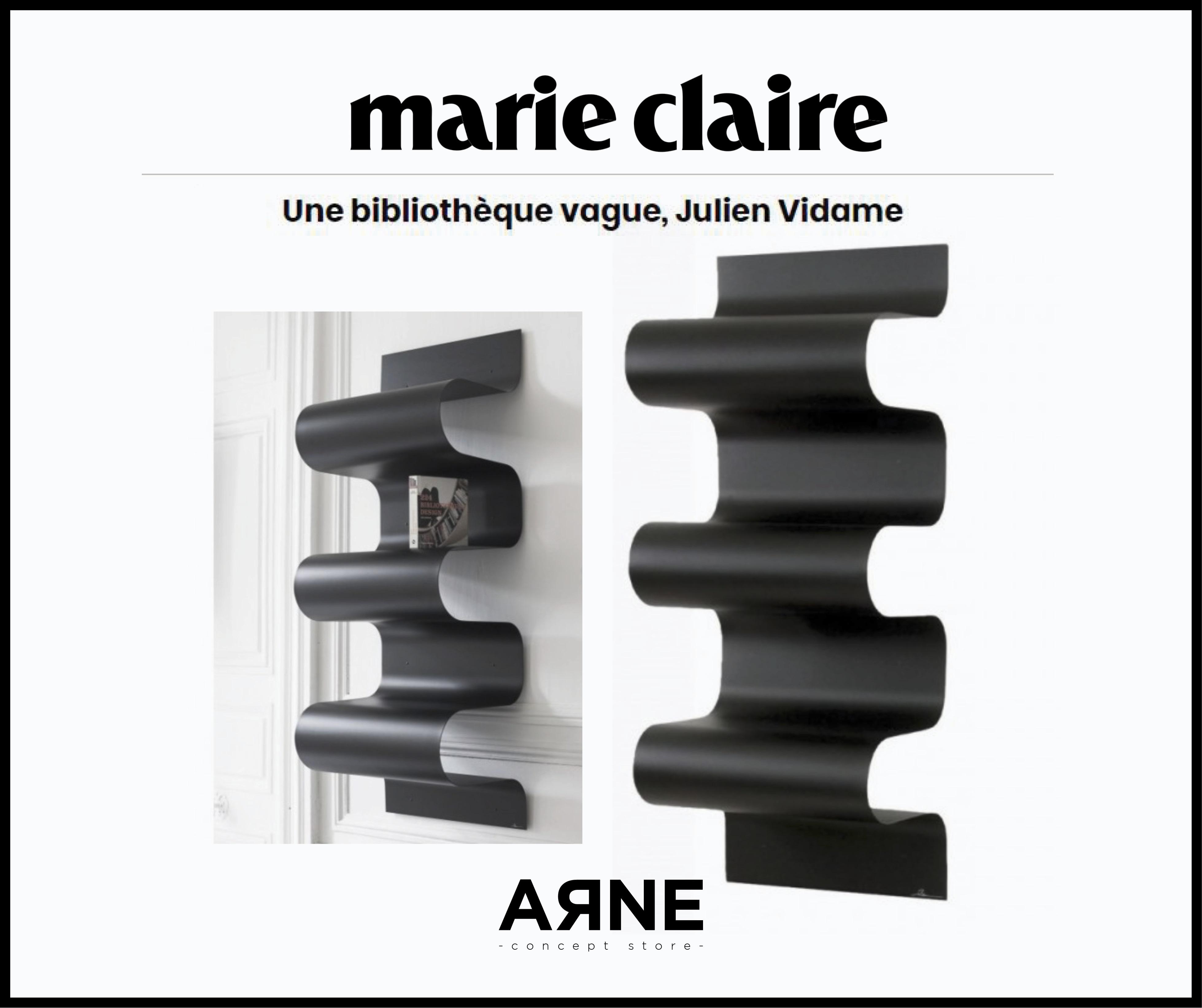 Marie Claire aime l'étagère Vague !