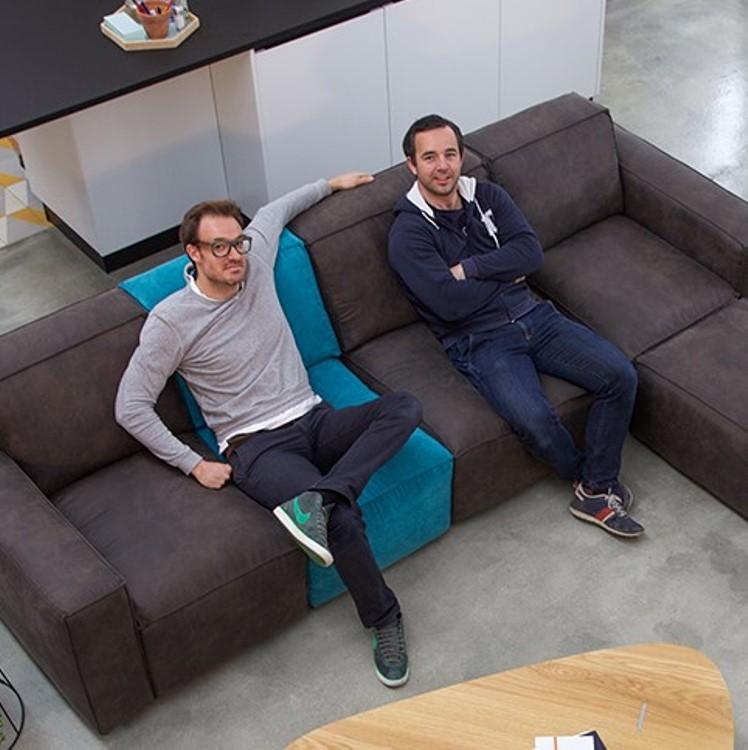 Xavier Daublain & Damien Sanoner