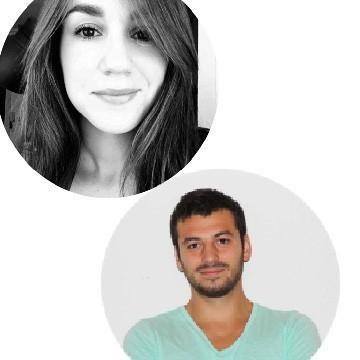 Estelle Marin & Damien Reynaud